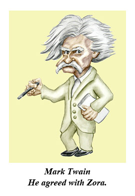 mark twain dialect The 10 best mark twain books  the novel co-authored by mark twain and charles dudley warner that  displaying his genius for dialogue and dialect,.