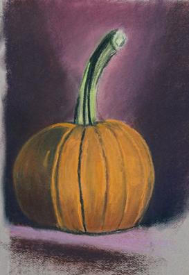 Pumpkin Pastel