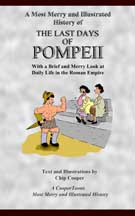 Daily Life in Pompeii - A Most Merry and Illustrated History