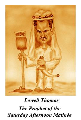 Lowell Thomas T.E. Lawrence