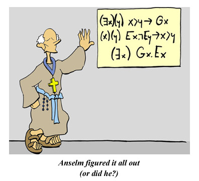 The Ontological Argument - A Most Merry and Illustrated ...